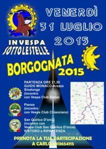 Borgognata 2015