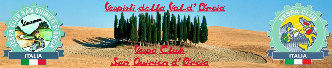 Vespa Club San Quirico d'Orcia
